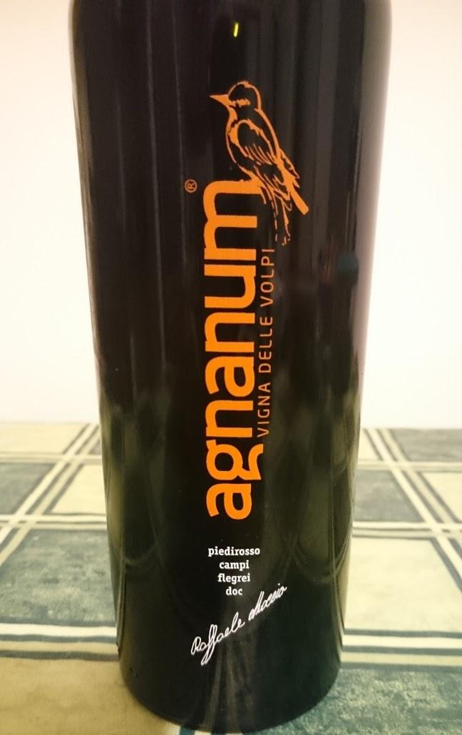 piedirosso-campi flegrei-agnanum-raffaele moccia-2012-cru-vigna delle volpi-vino-vino rosso-vino campano-napoli-agnano-storia azienda-abbinamento-antonio indovino-degustatore ufficiale-sommelier